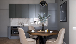 Кухня Aiya Design for Dantone Kitchen